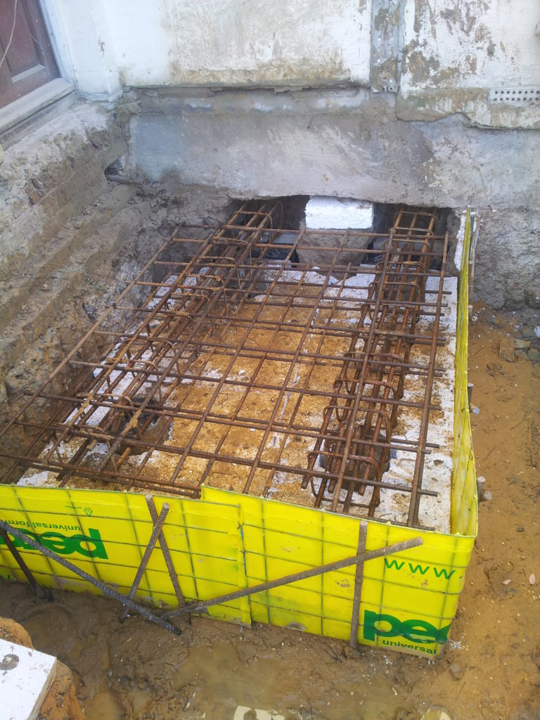 Underpinning | Optima Foundations