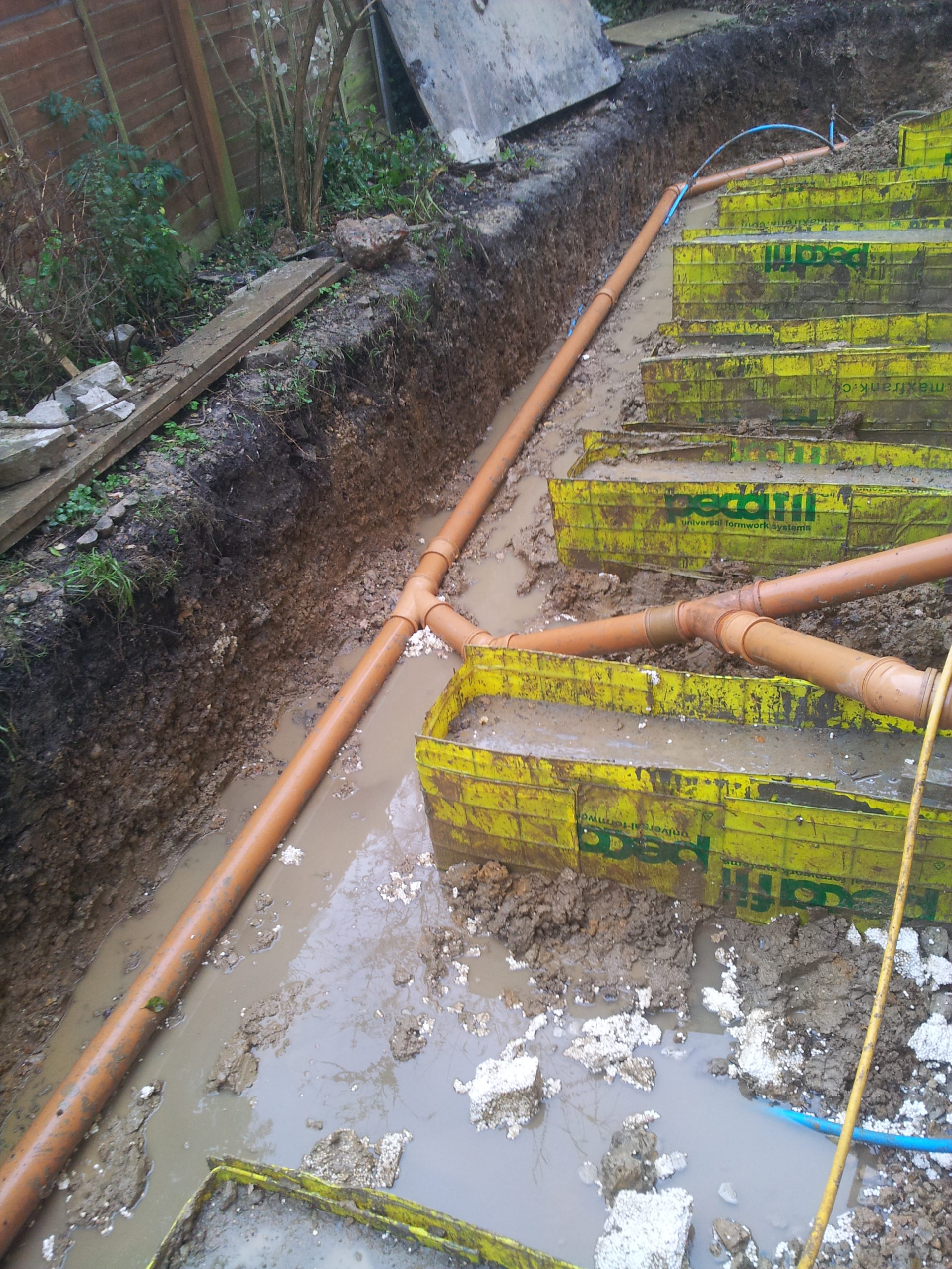 Underpinning Service | Optima Foundations