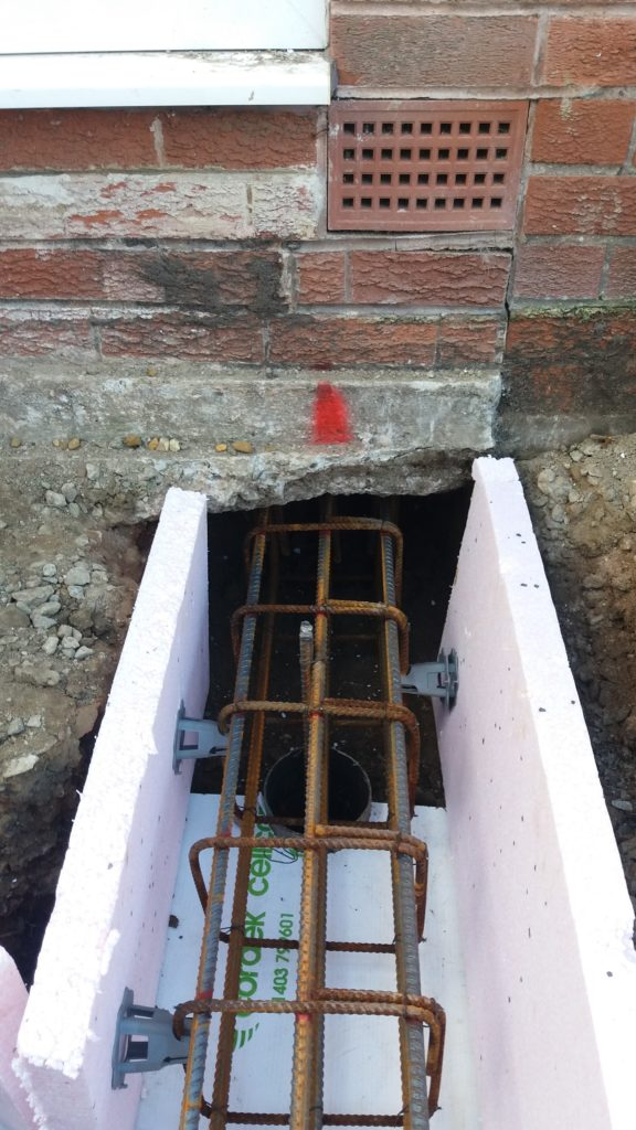 Piled Underpinning | Optima Foundations
