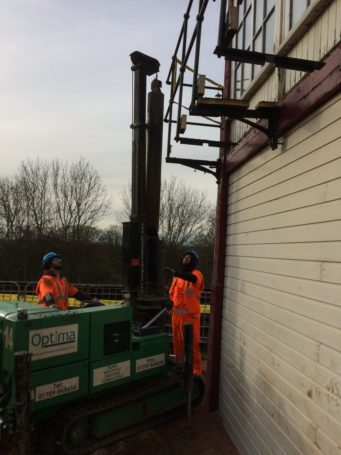 Industrial & Commercial Piling | Driven Piles | Optima Foundations