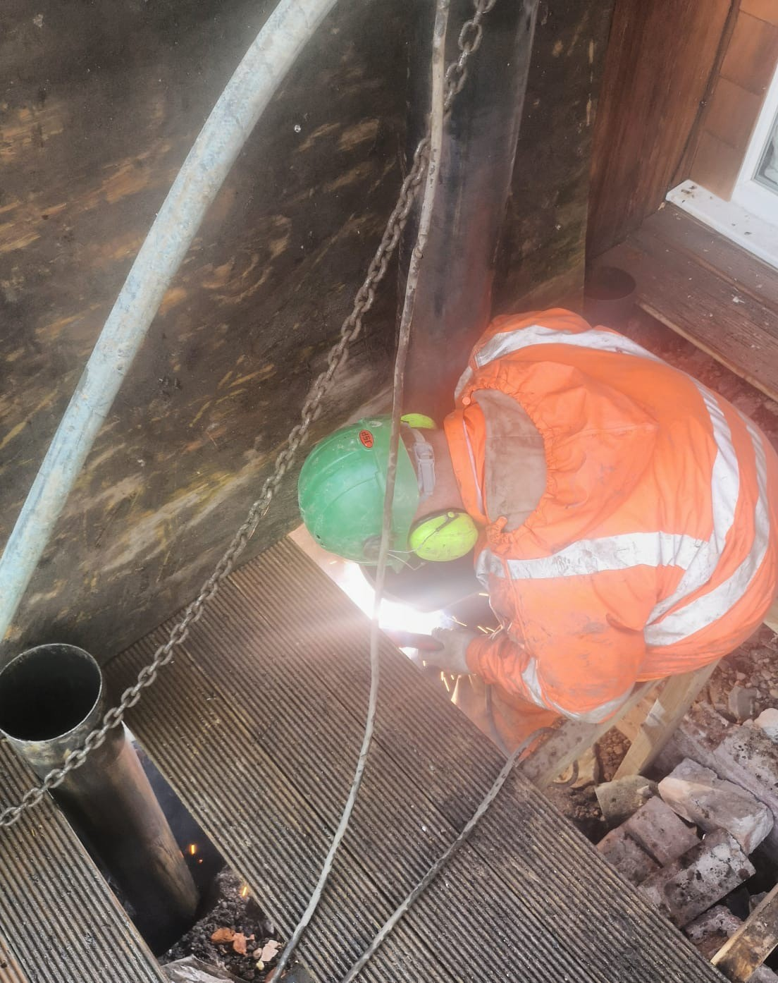 Dunfermline Underpinning - Optima Foundations (6)