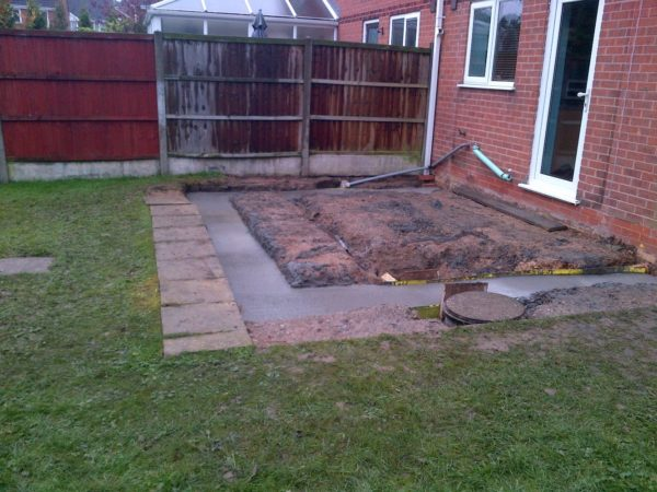 Extension Bolsover | Dewsbury | Extensions | Optima Foundations