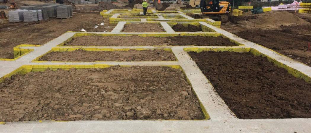 Markington Concreted | New Build | Optima Foundations