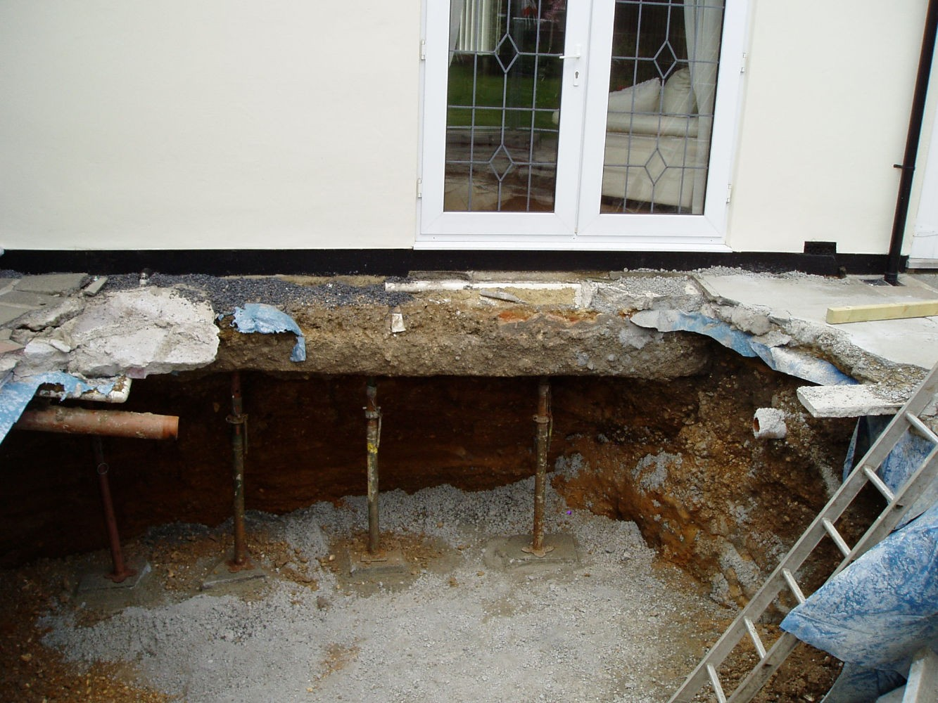 Underpinning A Bungalow | Optima Foundations