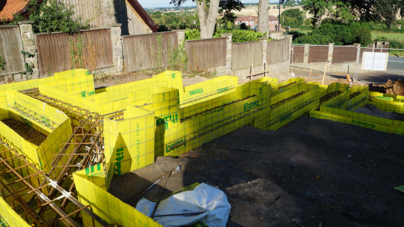 Pile Foundations | New Build | Optima Foundations