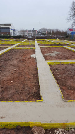 Industrial & Commercial Piling   Optima Foundations
