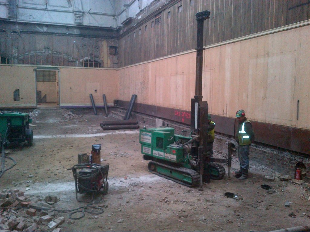 York Art Gallery | Industrial & Commercial | Optima Foundations